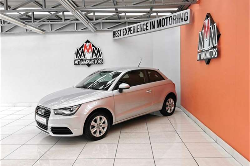 Audi A1 1.4T Attraction 2012