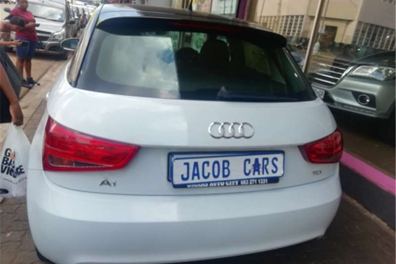 2014 Audi A1 A1 1.4T Attraction