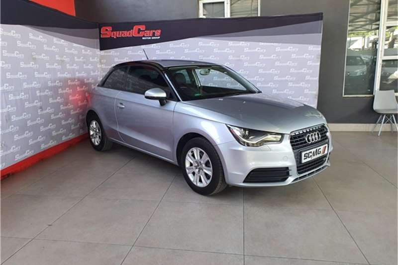 Used 2015 Audi A1 1.4T Attraction