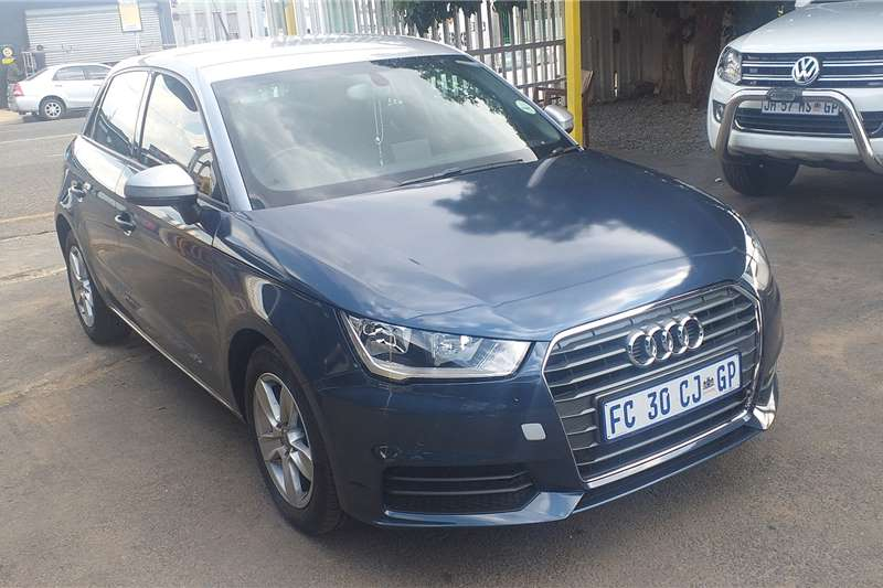 Audi A1 1.4T Attraction 2016