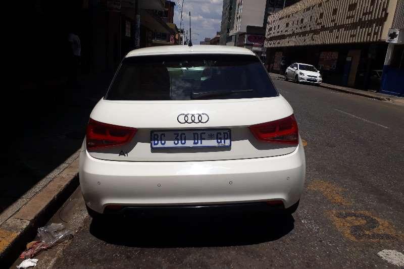 Audi A1 1.4T Attraction auto 2011