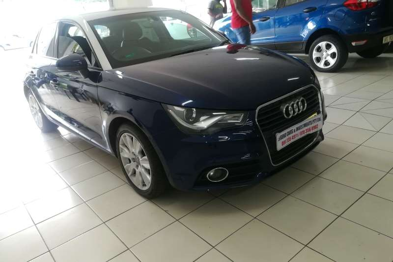 Used 2012 Audi A1 1.4T Attraction auto