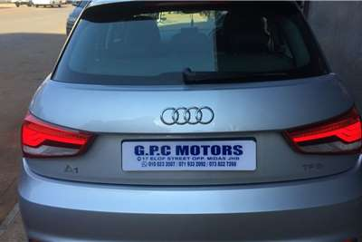 Used 2015 Audi A1 1.4T Attraction auto