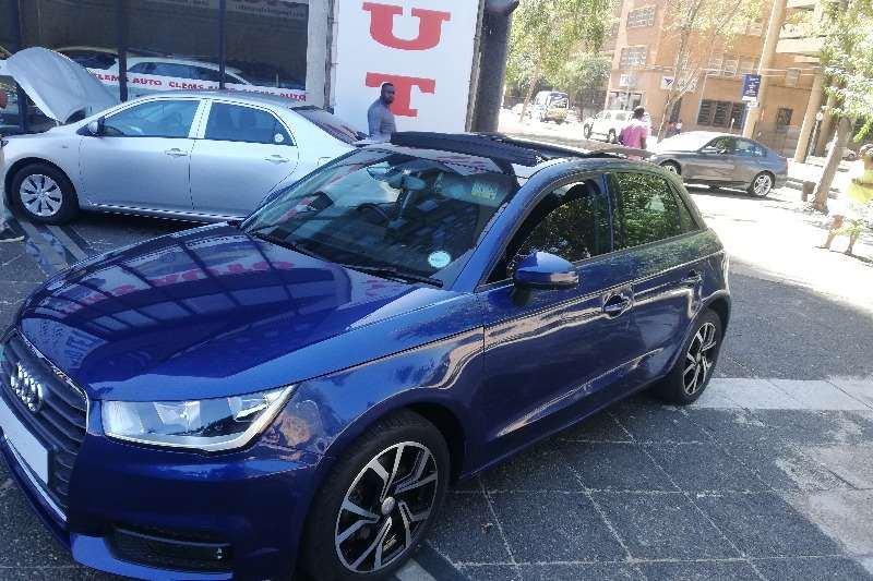 Used 2017 Audi A1 1.4T Attraction auto