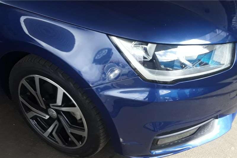 2017 Audi A1 A1 1.4T Attraction auto
