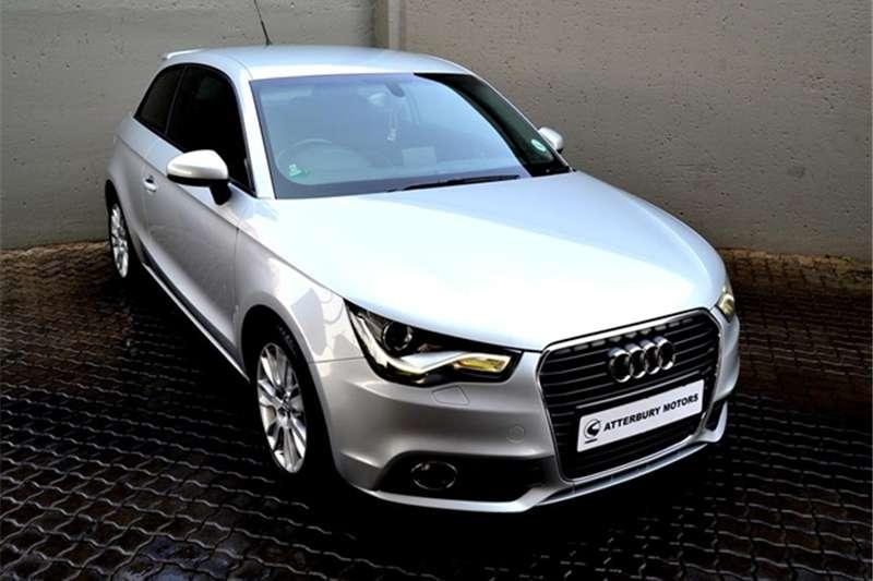 Audi A1 1.4T FSi AMBITION 3Dr 2011