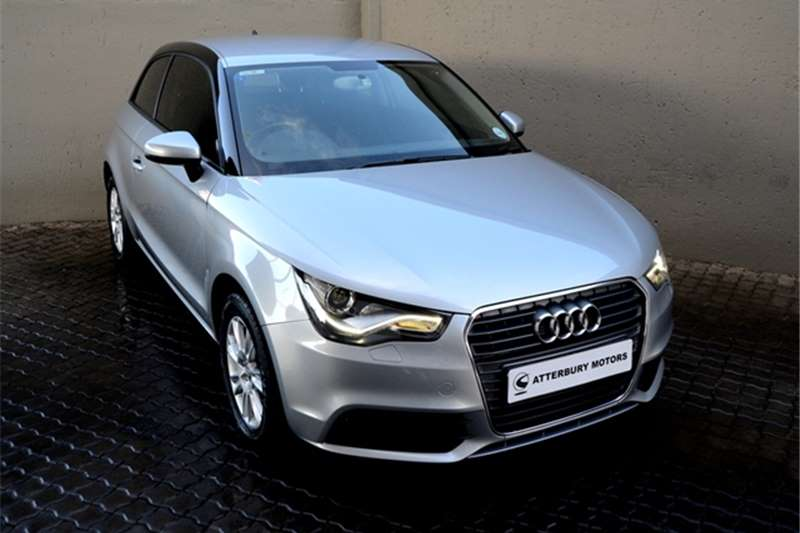 Audi A1 1.4T FSi ATTRACTION 3Dr 2015