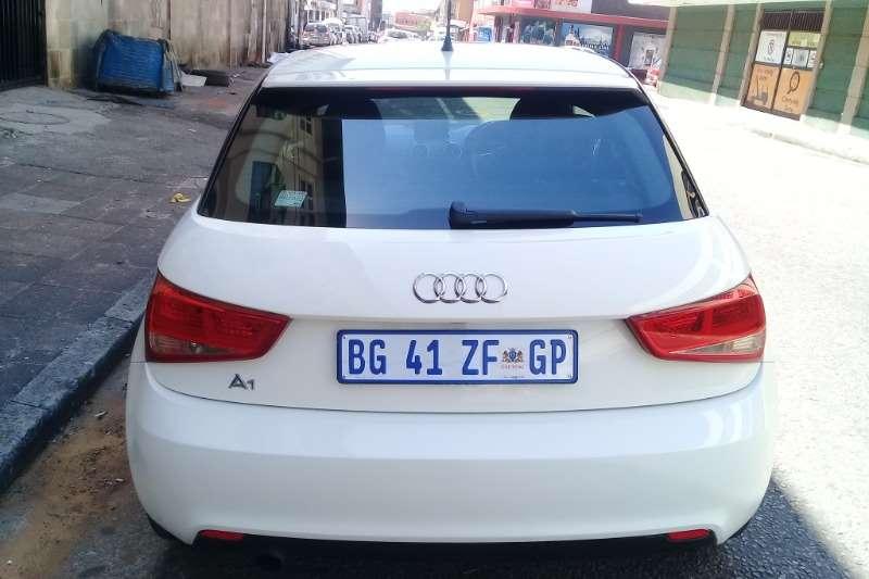 Audi A1 1.4T S 2011