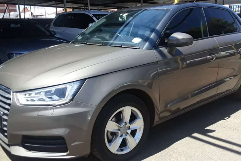 Used 2017 Audi A1 1.4T S