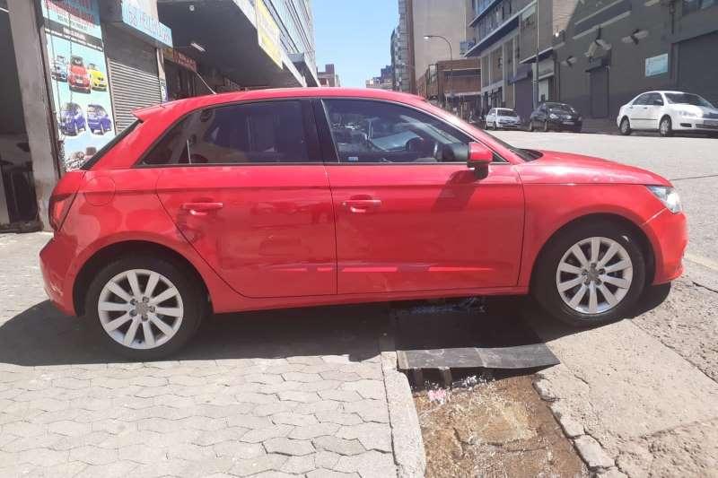 Used 2015 Audi A1 1.4T S auto