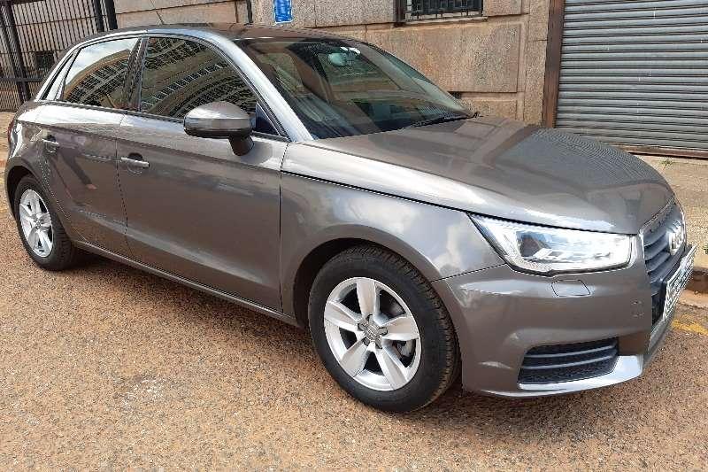 Used 2017 Audi A1 1.4T S auto
