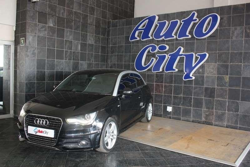 Audi A1 1.4T S line 2012