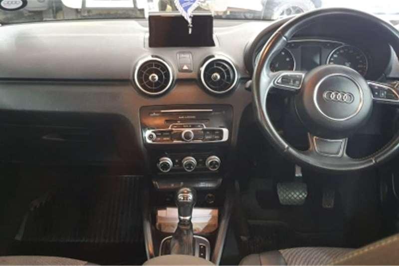 Audi A1 1.4T S line 2015