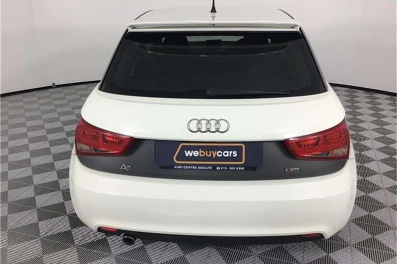 Audi A1 1.6TDI Ambition 2011