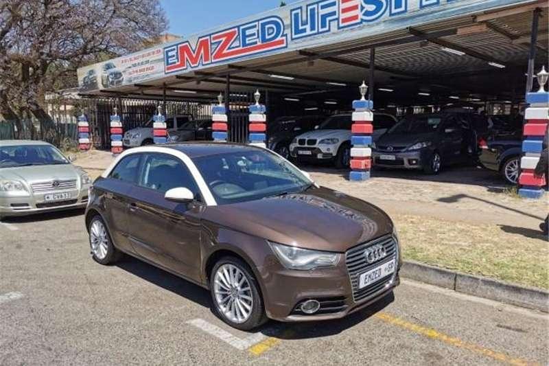 Audi A1 1.6TDI Ambition 2012