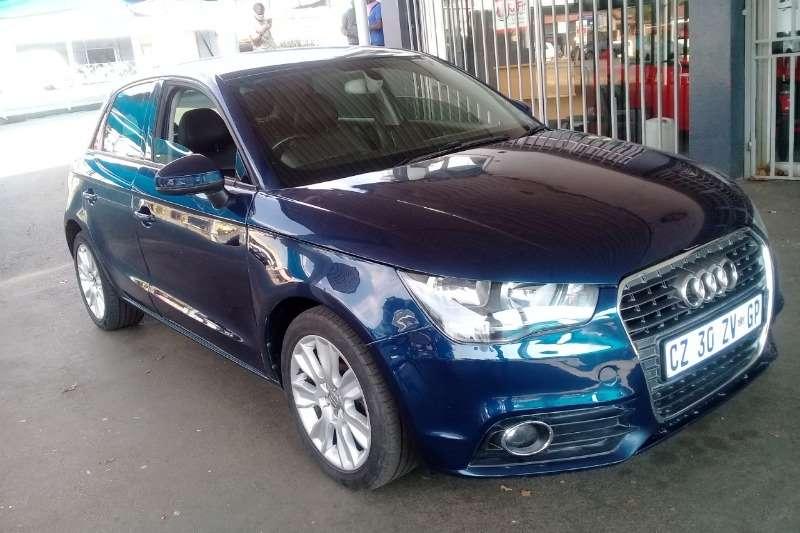Used 2013 Audi A1 1.6TDI Ambition