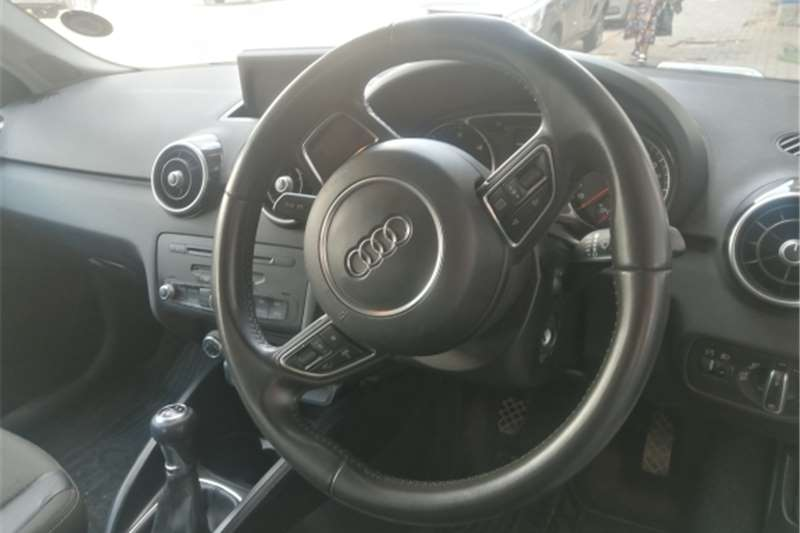 2014 Audi A1 A1 1.6TDI Ambition