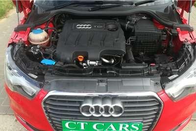 Audi A1 1.6TDI SE 2013