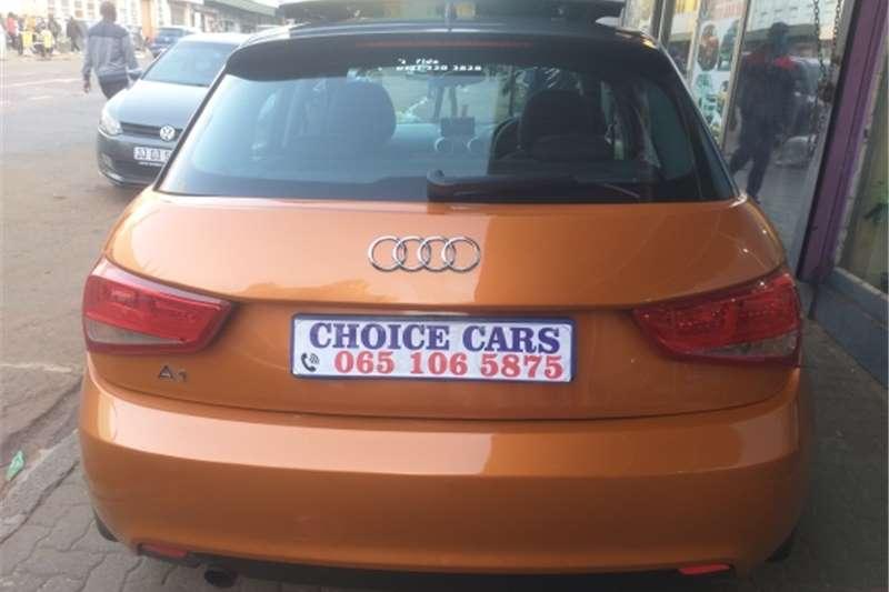Used 2012 Audi A1