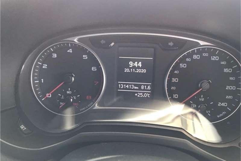 Audi A1 3 door 1.0T S 2011