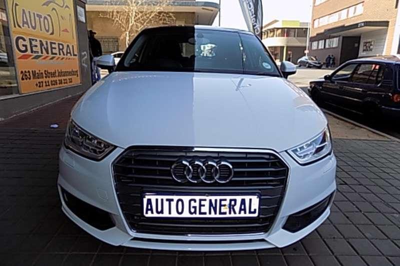 Audi A1 3 door 1.0T SE auto 2017
