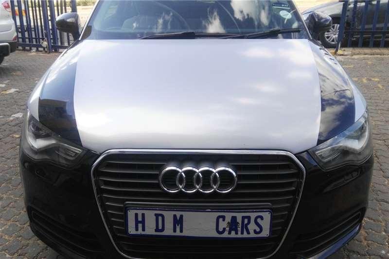 Audi A1 3 door 1.0TFSI S 2012