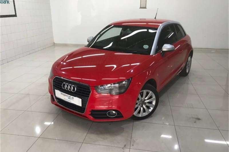 Audi A1 3 Door 1.4TFSI Ambition 2011