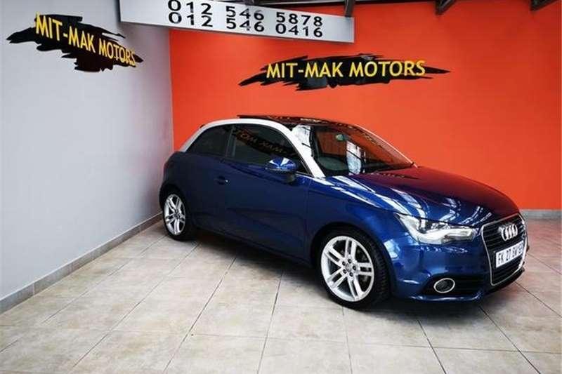 Audi A1 3 Door 1.6TDI Ambition 2011