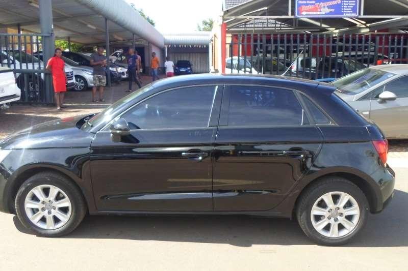 Audi A1 4 door 1.0TFSI S 2012