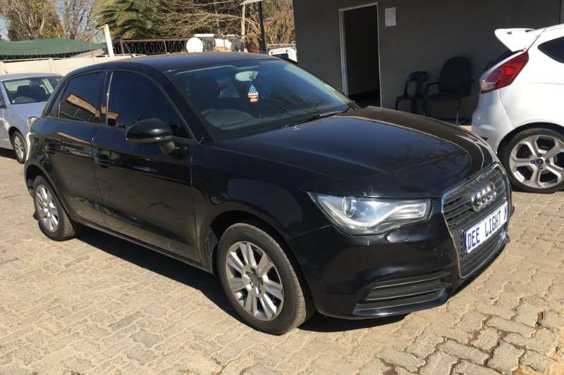 2013 Audi A1 1.4T Attraction