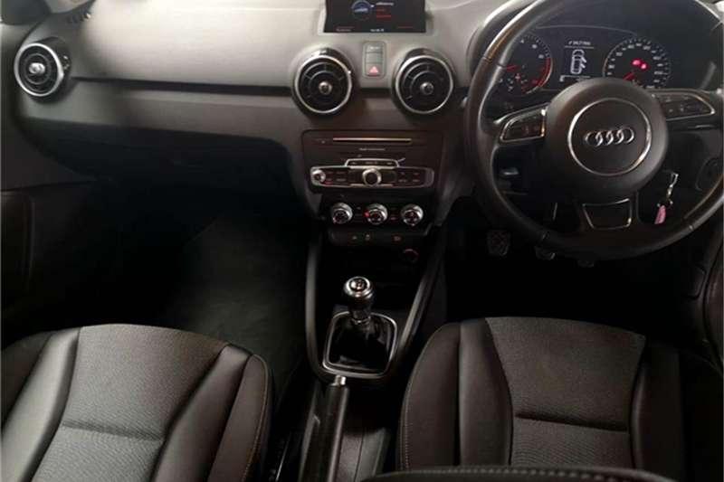 2016 Audi A1 Sportback 1.4T SE