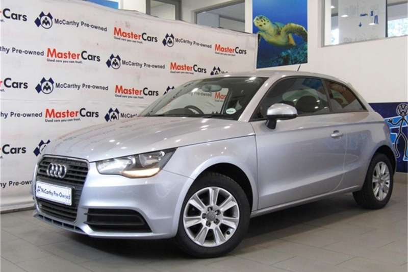 2014 Audi A1 1.4T Attraction