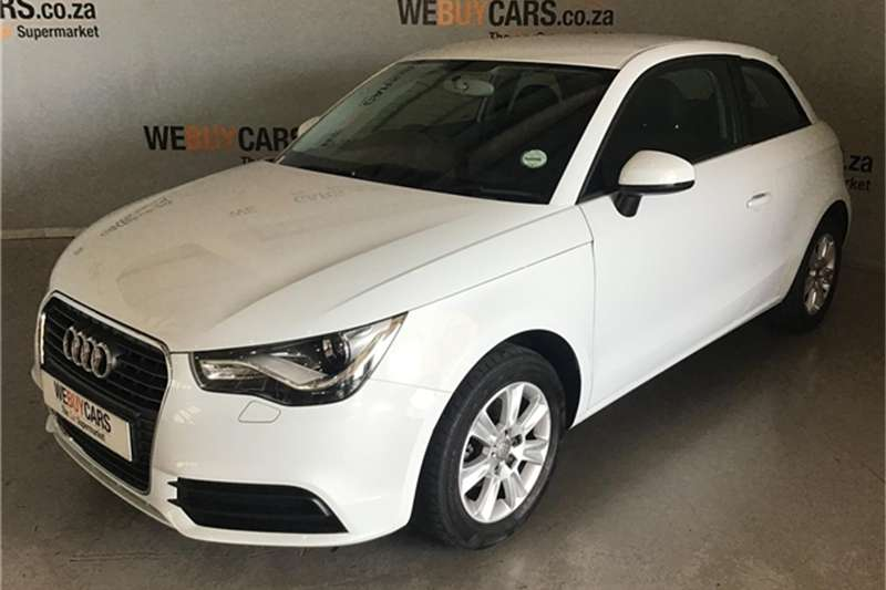2015 Audi A1 1.2T Attraction