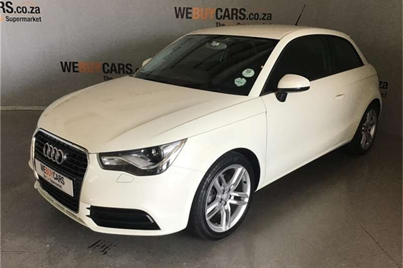 2011 Audi A1 1.4T Attraction
