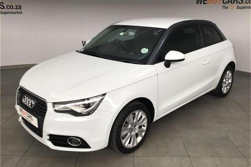 2015 Audi A1 1.4T Ambition auto