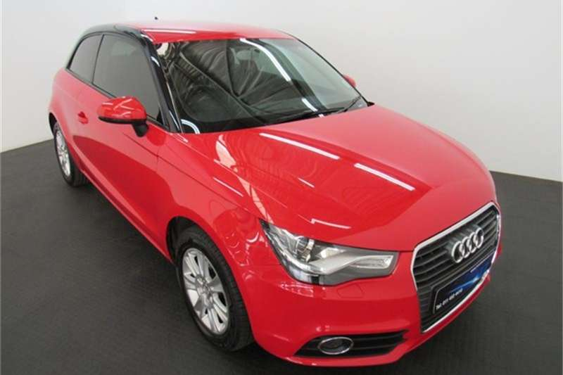 2012 Audi A1 1.4T Attraction