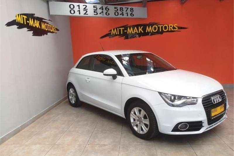 2012 Audi A1 1.2T Attraction