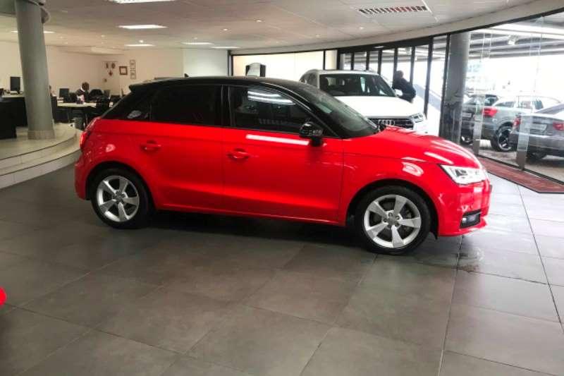 2018 Audi A1 1.4T SE auto