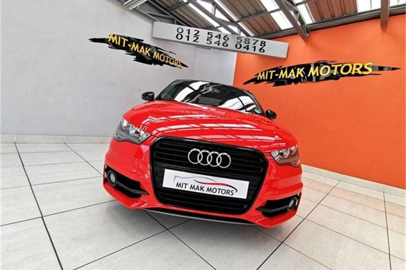 2014 Audi A1 Sportback 1.2T Attraction