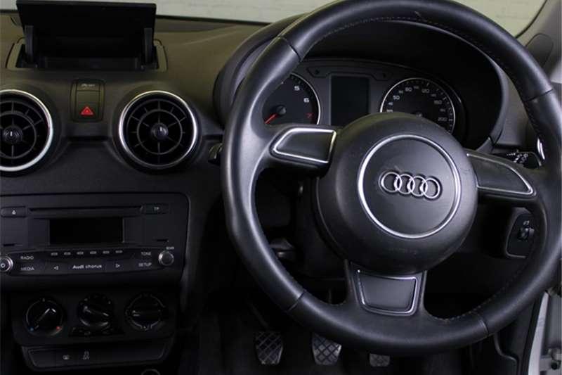 2013 Audi A1 Sportback 1.2T Attraction