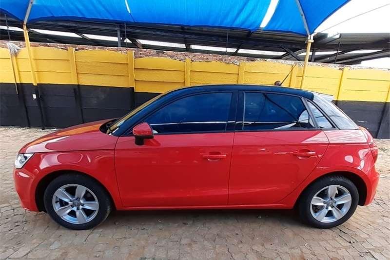 Used 2016 Audi A1 Sportback