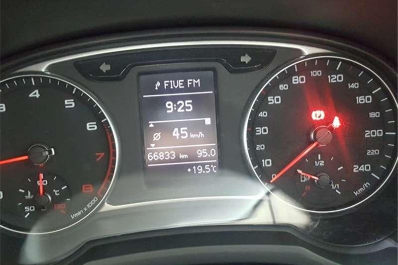 Audi A1 Sportback 1.0T S 2016