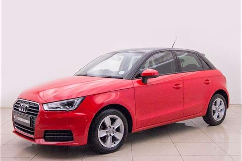 Audi A1 Sportback 1.0T S 2017