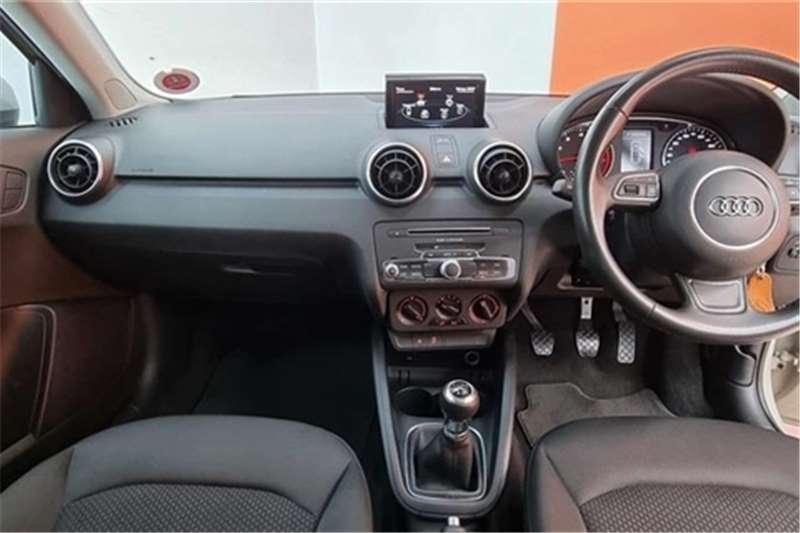 2017 Audi A1 A1 Sportback 1.0T S