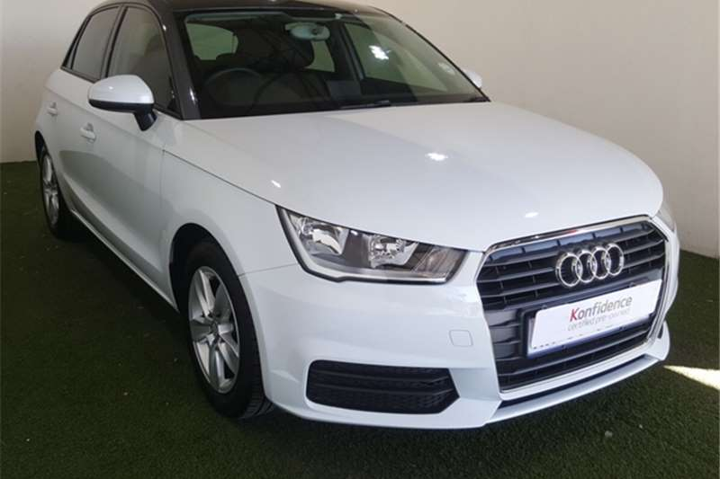 Audi A1 Sportback 1.0T S auto 2018
