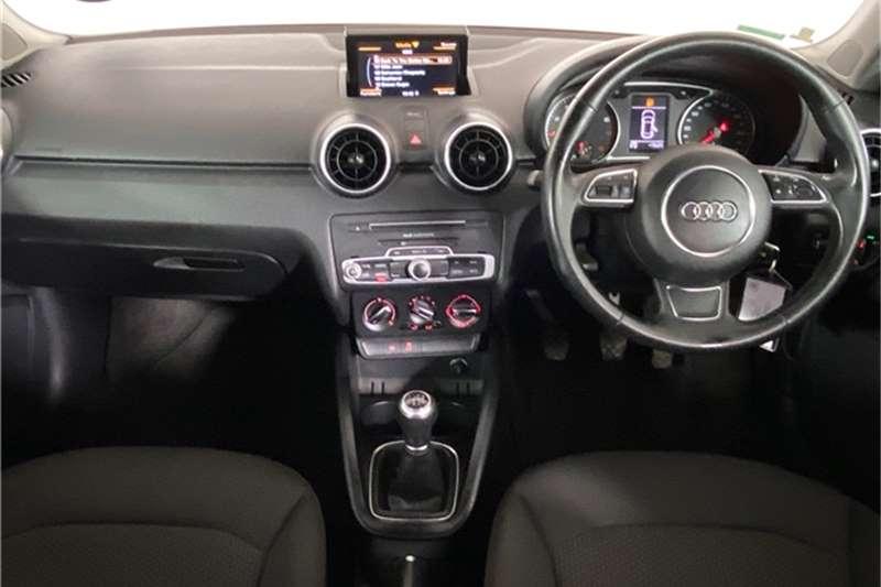 2017 Audi A1 A1 Sportback 1.0T SE