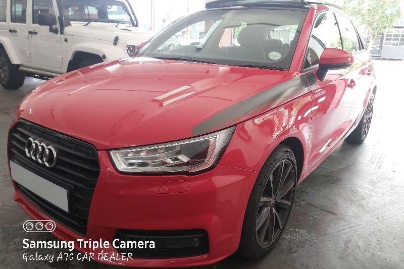 Audi A1 Sportback 1.0TFSI SE auto 2018