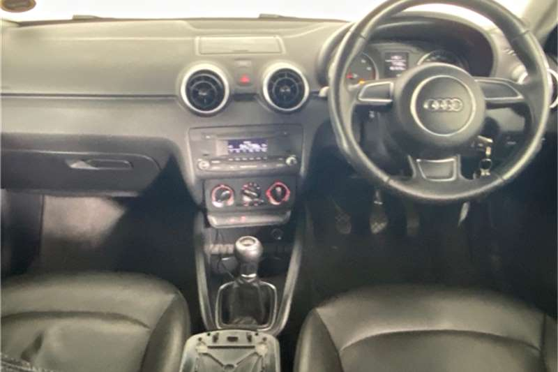 Used 2013 Audi A1 Sportback 1.2T Attraction