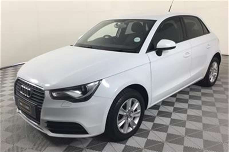 Audi A1 Sportback 1.2T Attraction 2015
