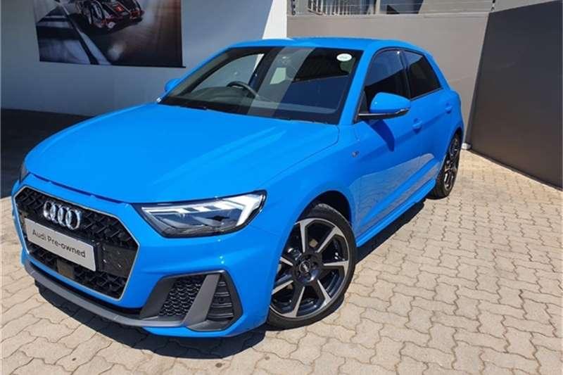 Audi A1 Sportback 1.4 TFSI S LINE S TRONIC (35 TFSI) 2019